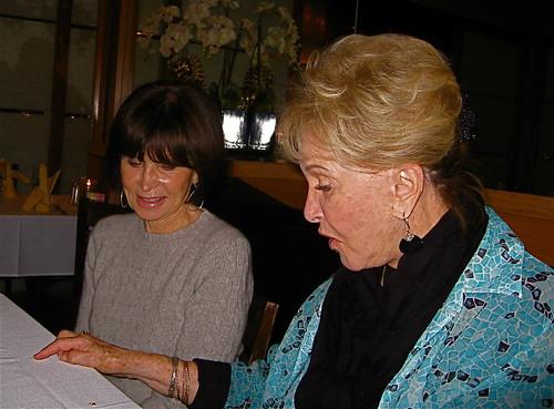 Marilyn Katelman & GinnyMancini