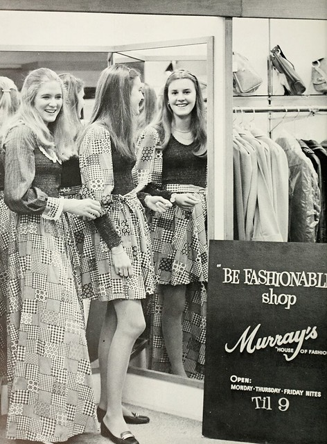 Be Fashionable. Shop Murray's House of Fashion.