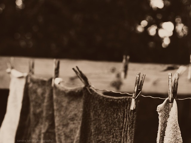 late day laundry
