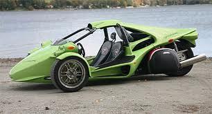 T REX 3 WHEEL MOTORCYCLE - T REX 3