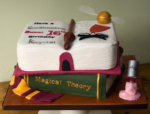 Harry Potter - Whole Cake