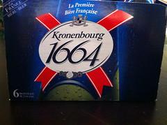 Kronenbourg 1664 Carton