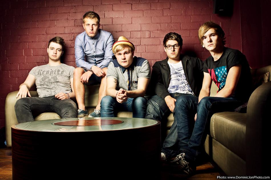 lads on a sofa
