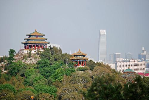 r95 - Jǐng Shān and China World Trade Center