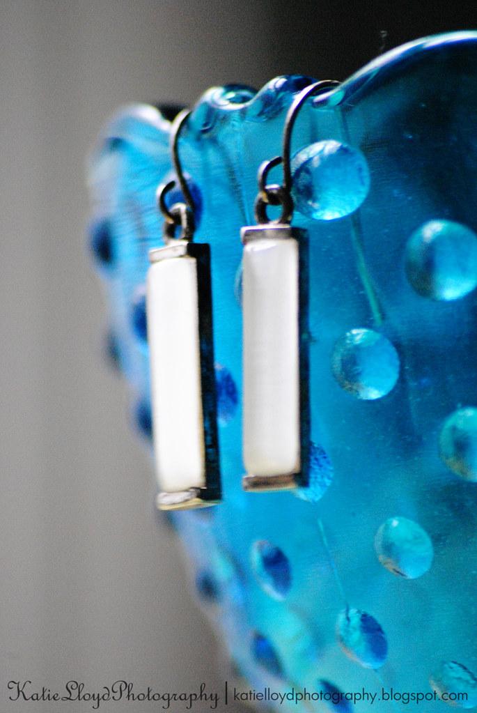 Pair earrings - wm