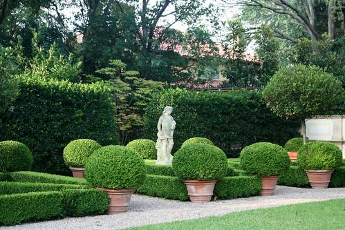 Green Garden parterre