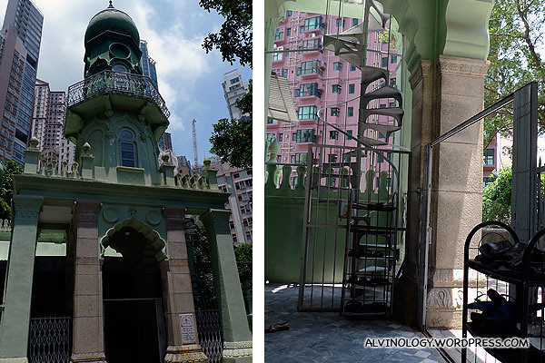 More pictures of the mosque