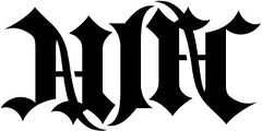 """AVFC"" Ambigram"