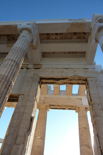 Acropolis - Entry / Propylaea