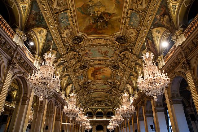 Hôtel de Ville de Paris - Salle des Fêtes