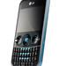 LG GW300 Aqua Blue Right Oblique