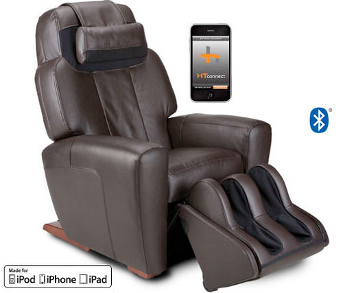 Human Touch Unveils World\'s First Wirelessly Controlled Massage Chair