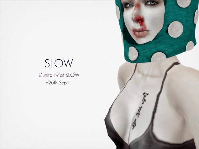 Dunltd19 @SLOW