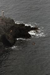 Jump to the Sea (Andres Carrasco.) Tags: sea people mar jump cabo pentax guys carrasco andres palos saltar
