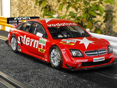 Opel Vectra (Mk.2) (1) (Andy Reeve-Smith) Tags: opel scalextric vectra gtsv8
