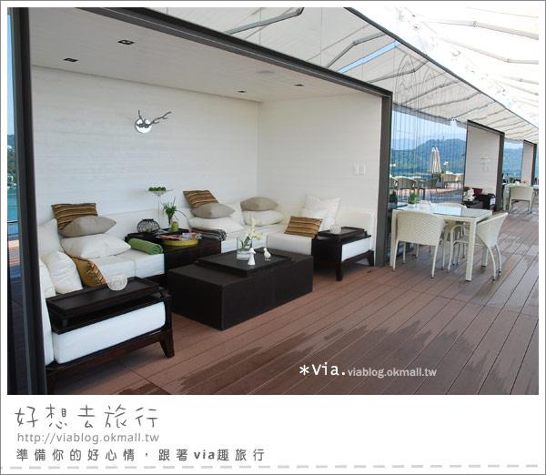【南投】欣賞日月潭最美角度的餐廳~雲品酒店雲月舫18