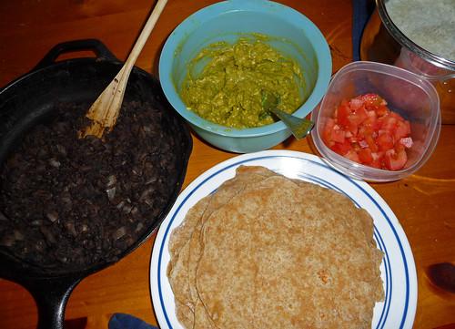 guacamole meal