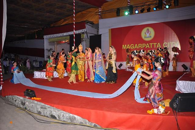 Geet Ramayana at the Magarpatta City Ganesh Festival