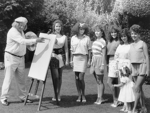 Benny Hill Babes