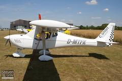 D-MTFK - Private - B & F Technik Funk FK 9 Mk 3 Utility - 100710 - Fowlmere - Steven Gray - IMG_6658