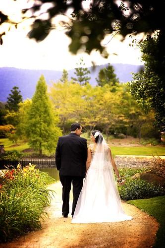 Studio Valentine Photography - Autumn walk in Hunter Valley Gardens