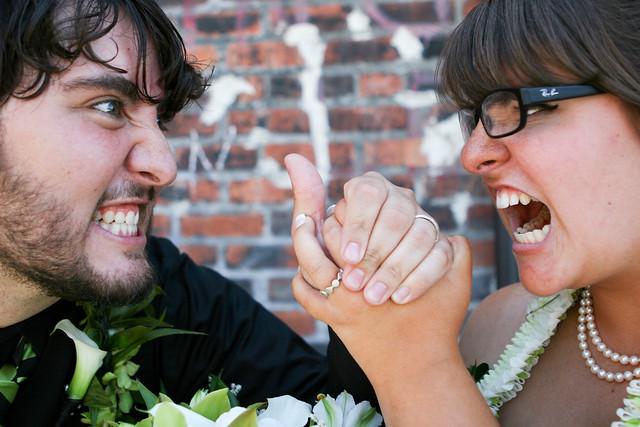 Ashley & Mike's wedding