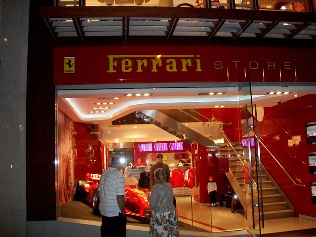 Ferrari Store Honolulu