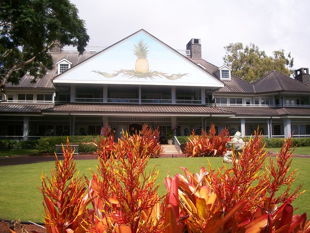 Four Seasons Lodge at Koele