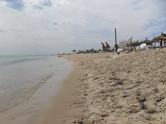 Tunisia: Hammamet - Sept 2010 (CovBoy2007) Tags: beach northafrica tunisia beaches hammamet beachholidays gulfofhammamet capbonpeninsula hammametbeach