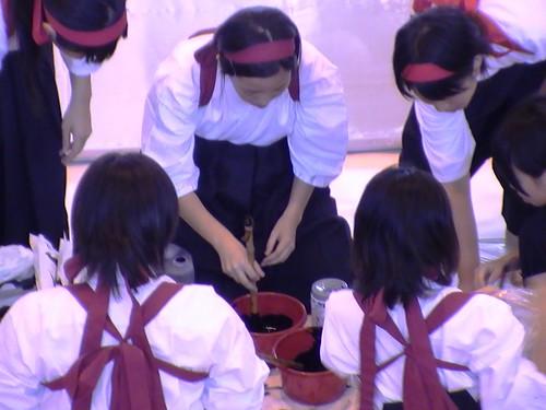 熊野 筆まつり 2010 画像2