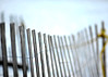 Sea breeze | Destin, Florida (.I Travel East.) Tags: life wood morning light usa fence sand nikon florida f14 85mm east nikkor destin destinflorida emeraldcoast nikkor85mmf14 itravel d700 nikond700 itraveleast sandbarrierfence