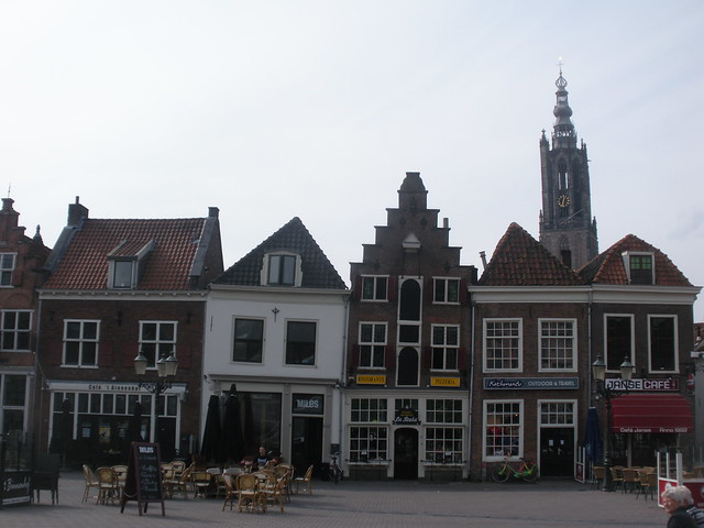 Crooked houses, Amersfoort
