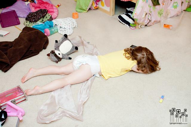 sleepy mess1