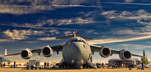C-17 Globemaster III (front)