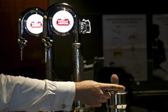 DSC_7673 (Tiki Chris) Tags: stella london beer stellaartois pint mayfair w1 pouring lager draft masterclass londonist cuckooclub