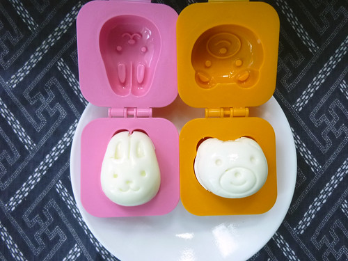Japanese egg mold