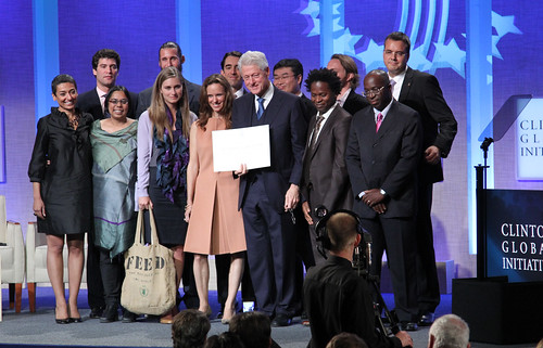 Clinton Global Initiative, #CGI2010