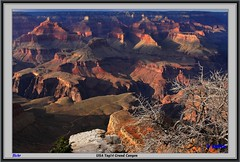 USA 2008:  Grand Canyon (pmbvw) Tags: sunset arizona usa southwest canon south grand canyon best trail rim southrim kaibab sden 40d sdwesten canon40d pmbv sdrand pmbvw