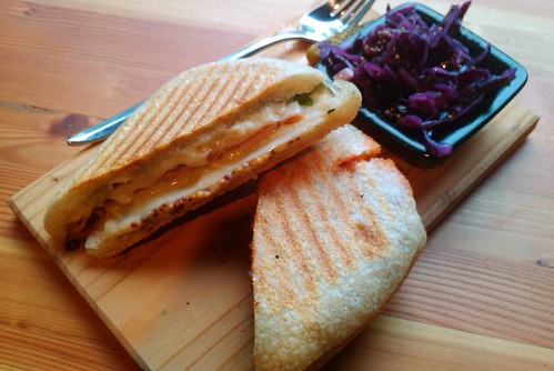 Grilled Cheese Sandwiches @ Janice Beaton Fine Cheeses