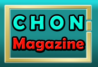 CHON Magazine new logo
