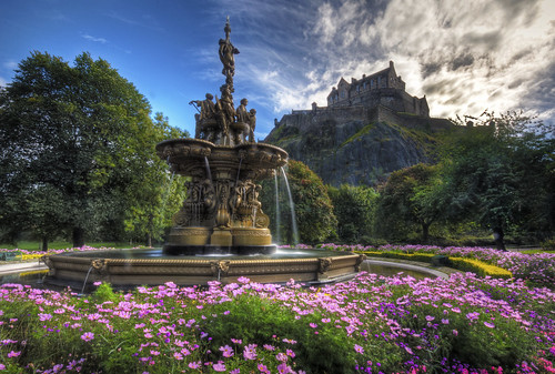Princes Street Gardens - Explored