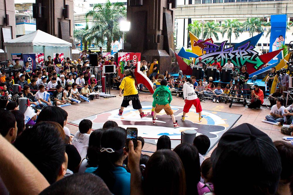 Battleground 2010 @ Berjaya Times Square, KL, Malaysia