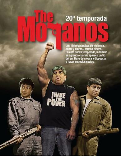 The Moyanos
