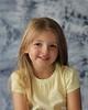 Girl Portrait (Russ Evans Photographyw) Tags: portrait girl smile background longhair naturallight 4yrs eos500d