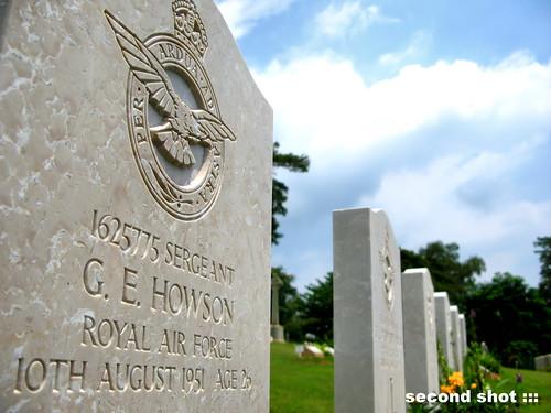 Sergeant G. E. Howson
