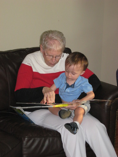 Henry and Great Grandma