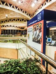 King Khalid Airport, Al-Rajhi Bank - Saudi Arabia, Riyadh (xsix) Tags: airport bank riyadh saudiarabia hdr        rajhi kingkhalid