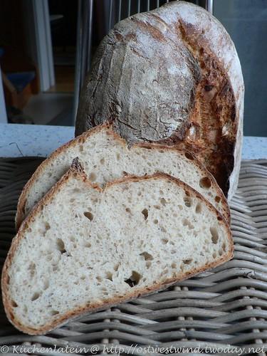 Brot mit ofengebackenen Kartoffeln 002