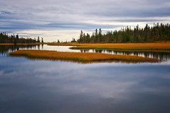 Høsttjern (#2) (Krogen) Tags: nature norway landscape norge natur norwegen september noruega scandinavia krogen landskap noorwegen noreg skandinavia oppland hugulia nordreland olympuse3