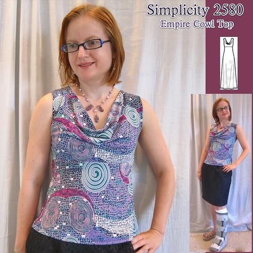Simplicity 2580 Thumbnail